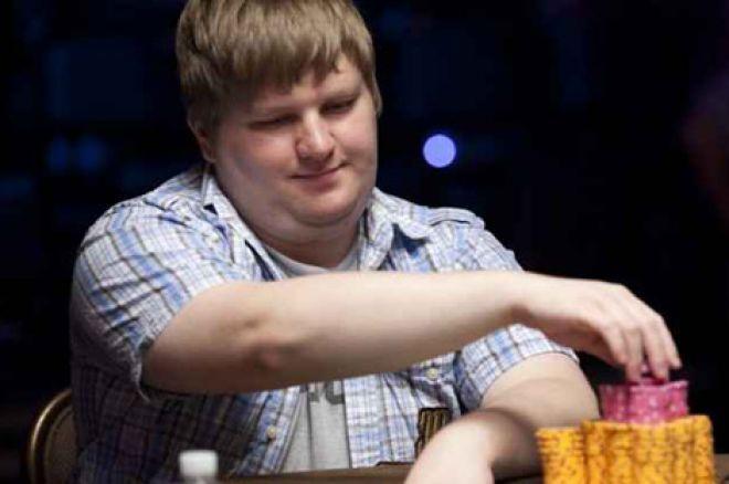 2011 World Series of Poker 30. nap: Deák a 2. napon az $1.500 Pot Limit Omaha Hi-low-n 0001