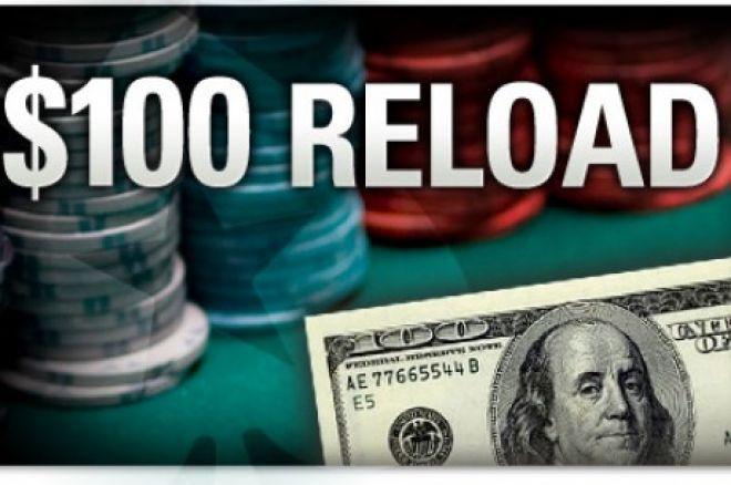 Speciální bonus od PokerStars - časově omezeno! 0001