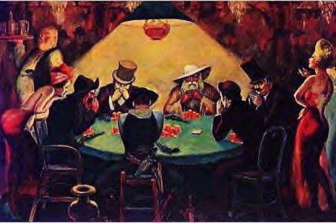 Ne visai rimtai: pokeris mene 0001