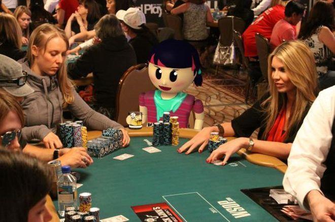 2011 World Series of Poker 32. nap: férfiak is neveztek a Ladies Chamiponshipre 0001