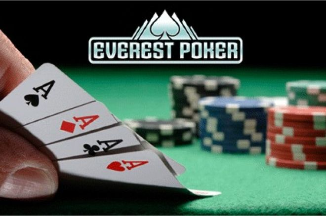 Everest Poker: Chip & Chair plus Nedeljni $2,500 Freeroll Turniri 0001