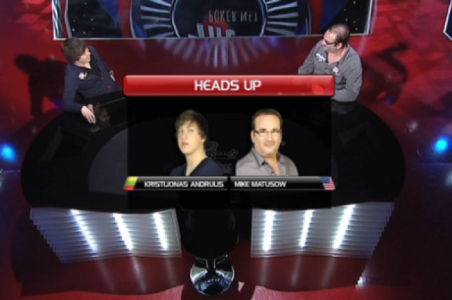 Full Tilt Poker Baltic Challenge 2 - pēdējā šova epizode 0001