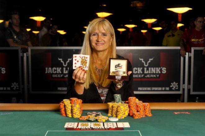 WSOP 2011 naisteturniiri võitis Marsha Wolak 0001