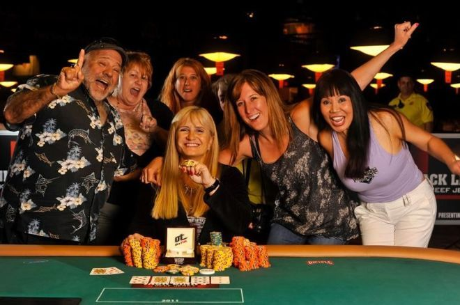 2011 World Series of Poker 33. nap: Marsha Wolak nyerte a Ladies Championshipet 0001