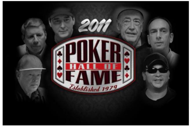 Poker Hall of Fame nominatiewebsite opent