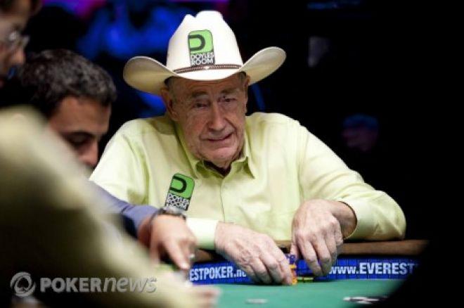 Doyls Bransons aiziet no WSOP