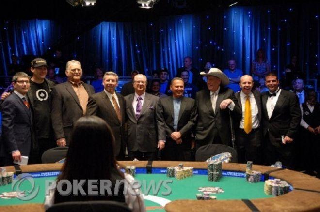 Pokera slavas zāle Poker Hall of Fame