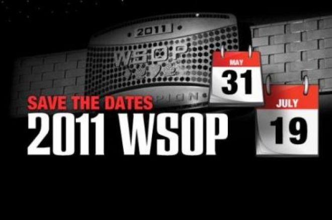 WSOP apžvalga: paskutiniai turnyrai 0001