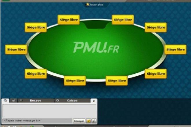 Freeroll pmu poker what are the odds at a blackjack table