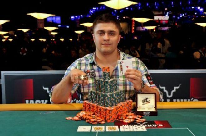 Макс Ликов - WSOP Чемпіон + Відео інтерв'ю переможця 0001