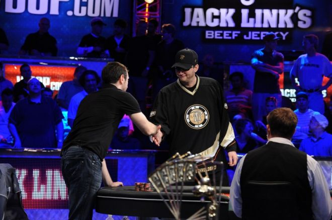 2011 WSOP 이벤트 #55 Poker Players Championship의 결말... 0001