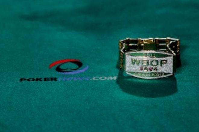 Bracelete WSOP 2011