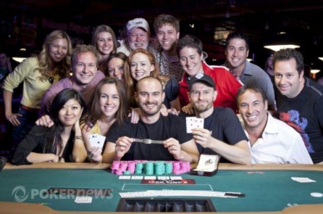 WSOP apžvalga: savaitgalio čempionai ir Pagrindinė kova 0001