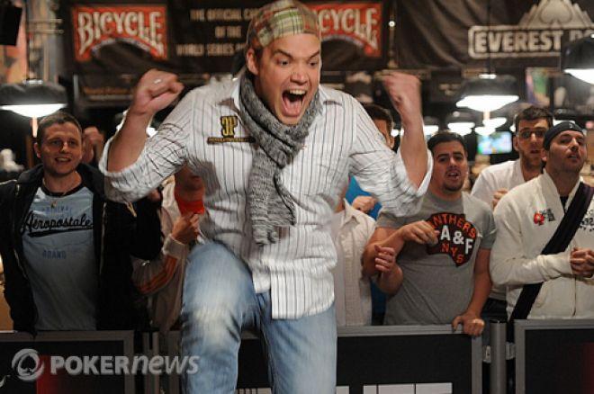 2011 World Series of Poker 39. nap: hét magyar továbbjutó a Main Event 1D napjáról 0001