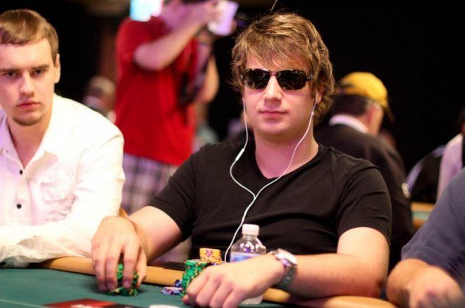 WSOP 2011 - De Goede andermaal chipleader aan het einde van dag 2A