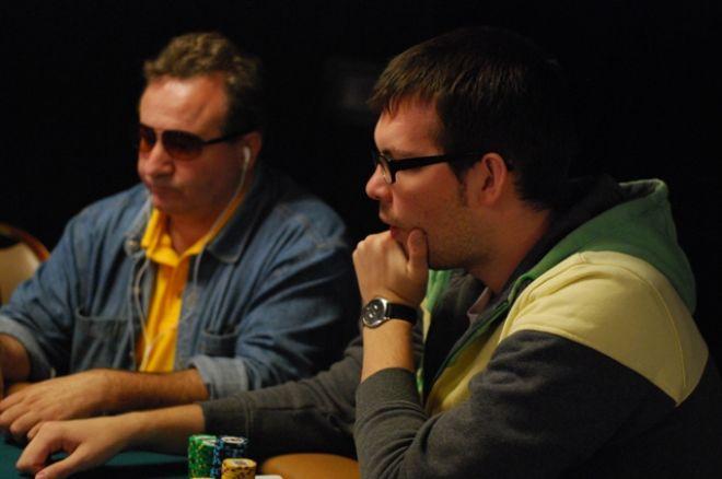 Lietuviškas WSOP: Justas trečios dienos nepasiekė 0001