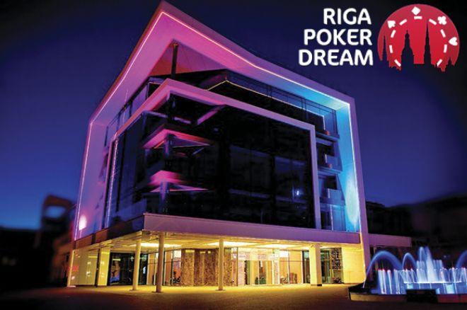 Riga Poker Dream: Dzīvais pokera turnīrs Royal Casino 21. jūlijā 0001