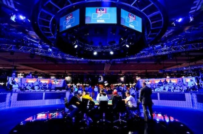WSOP apžvalga: $10,000 beribio Holdem Čempionatas 2B diena 0001