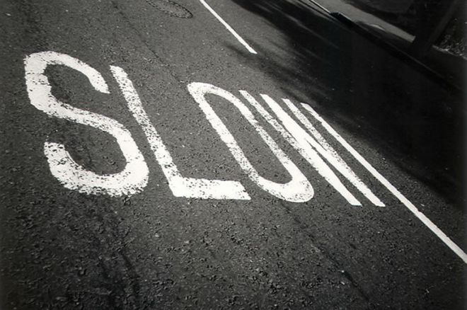 Бързайте бавно, ще стигнете навреме 0001