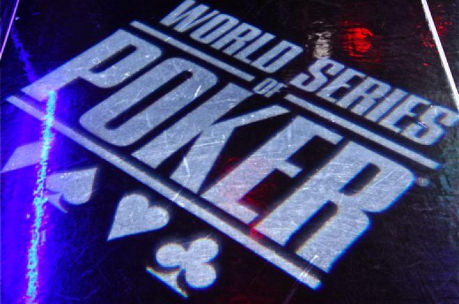 Pasaulio Pokerio Serijos (WSOP) turnyrų statistika 0001