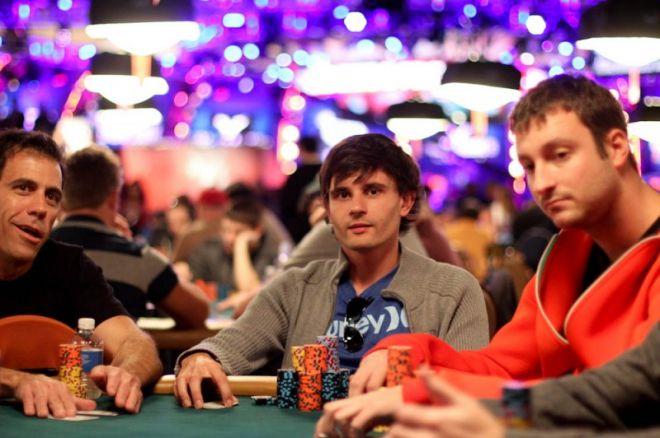 WSOP 2011 - 7 Nederlanders en 3 Belgen naar dag 4