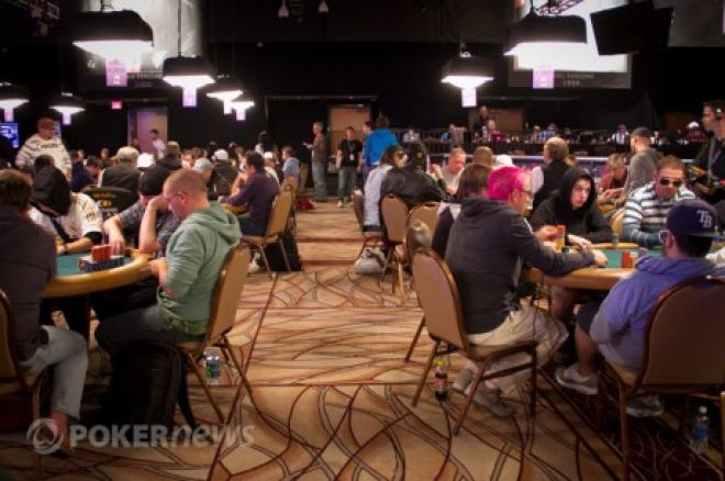 WSOP 2011: День 3 Main Event + 19 росіян у грі 0001