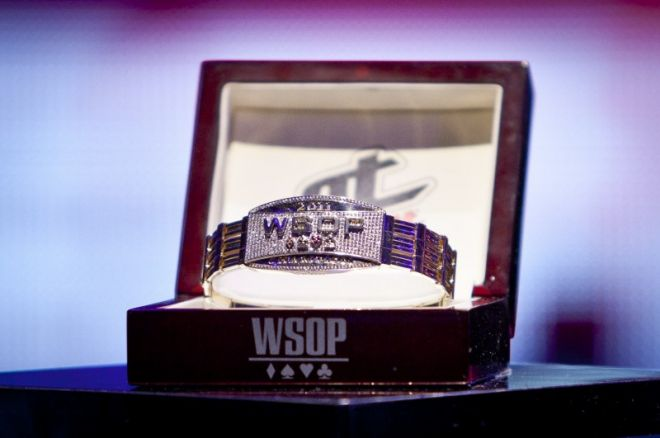 Brazalete de las WSOP