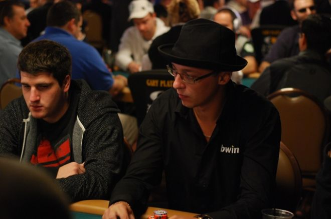 2011 WSOP: Dmitrijs Meļešs un Andrejs Masļenčenko finišē Main Event naudā 0001