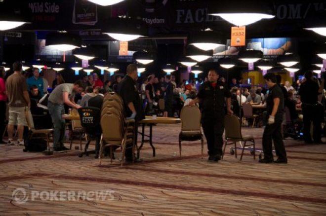 WSOP 2011: День 5 Main Event + залишилося 142 гравця 0001