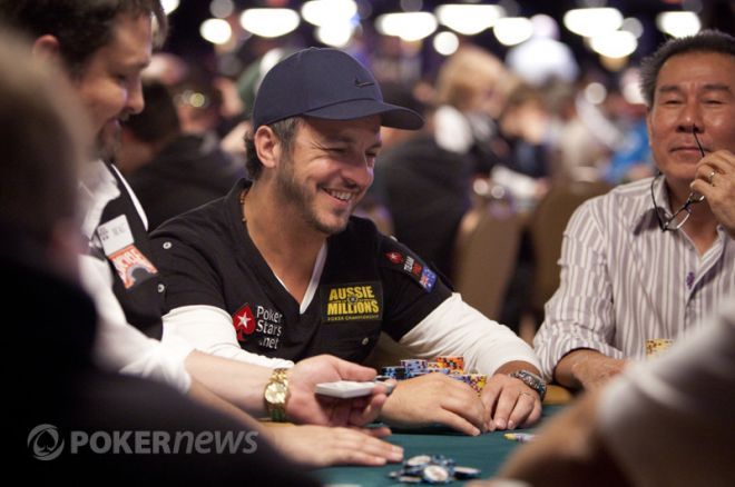 Tonijs Hačems, WSOP Main Event 2011