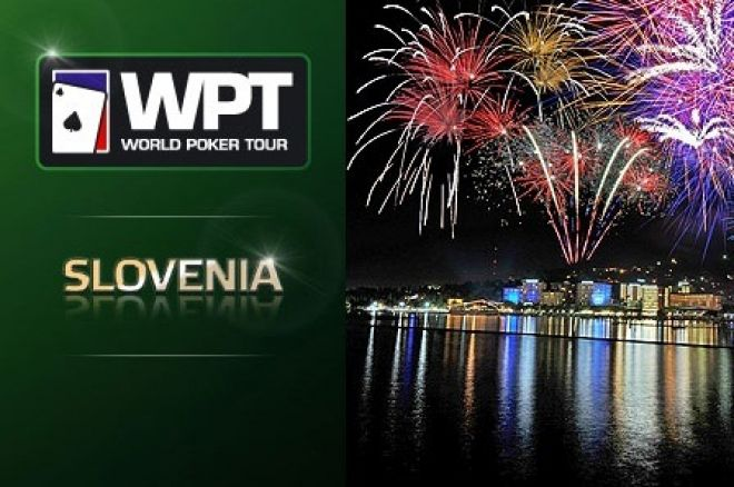 PartyPoker Weekly: Стартував WPT Словенії 0001