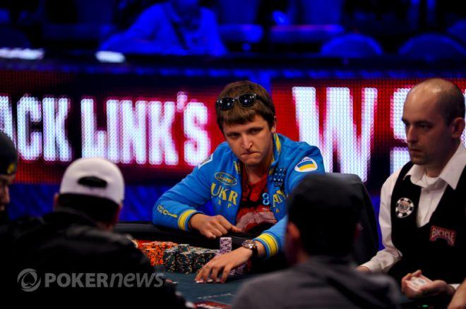 Anton Makievskyi WSOP ME 2011