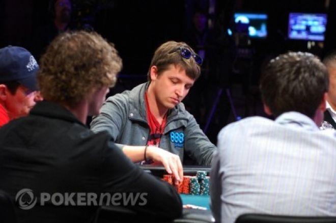 День 7 Main Event WSOP 2011 - Макієвський чіп-лідер, Патейчук... 0001