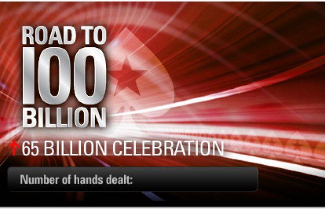 65 miljardit kätt