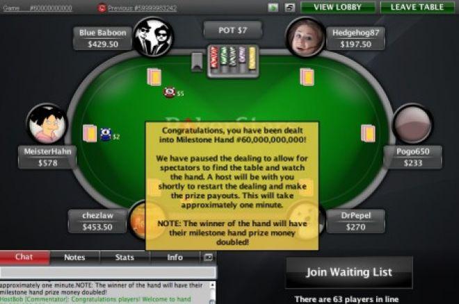 65 мільярдна рука на PokerStars 0001