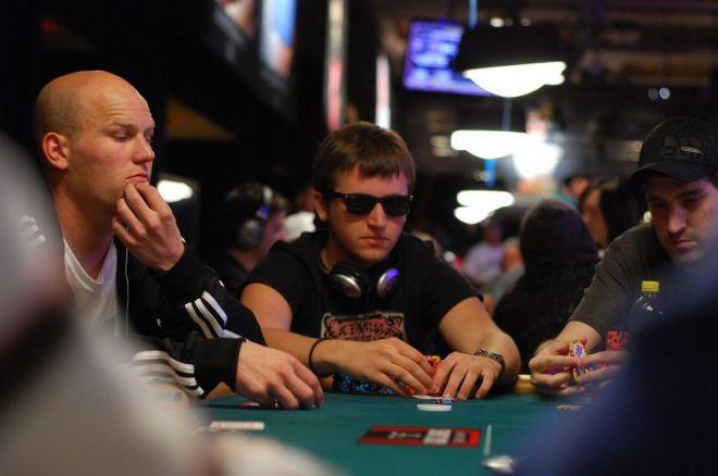 Антон Макієвський на шляху до фінального столу WSOP... 0001