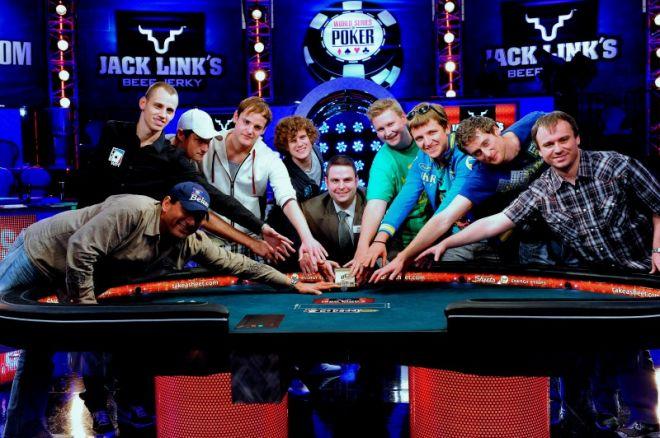 November Nine Betting Odds 0001
