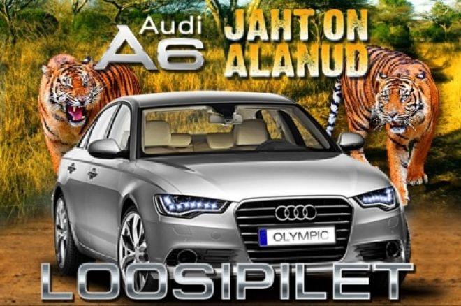 Naujutėlaitė Audi A6 tik iš Olympic Online rankų! 0001