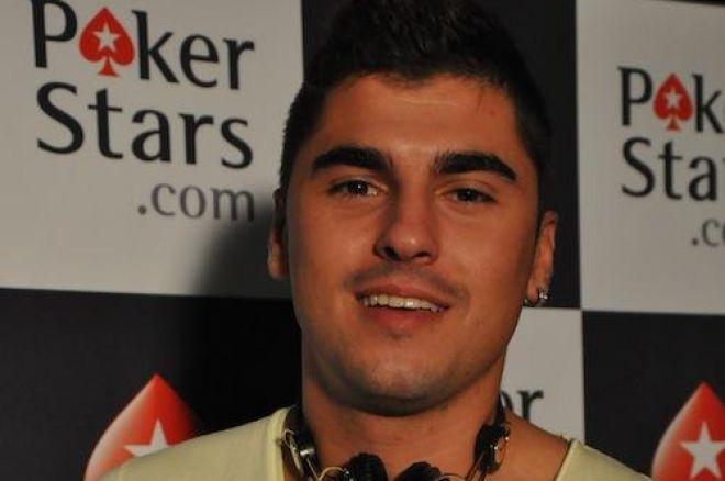 Daniel Lourenço é o novo chipleader do Solverde! 0001