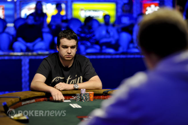 Chris Moorman WSOP
