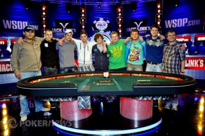 WSOP 2011 finaallaud