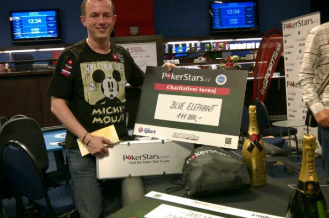 PokerStars NHL Charity 2011 ve znamení Team PokerStars PRO 0001