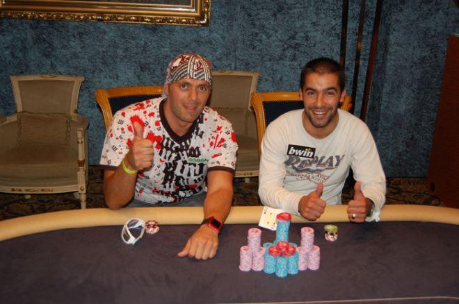 """Jānis """"Jaunais"""" Sīka sadala pirmās divas Riga Poker Dream Main Event vietas! 0001"""