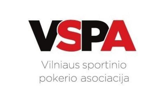 Dienos naujienos: VSPA dvikovų turnyrai ir 65 milijardai pokerio partijų 0001