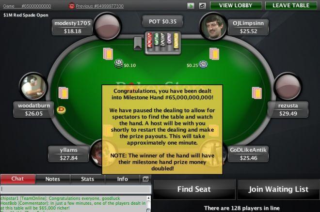 Ikdienas turbo: Full Tilt netiek pārdots, PokerStars 65 miljardā roka, un Isildur1 deg 0001