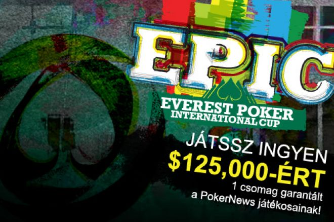 Everest Poker International Cup Liga csak a PokerNewson 0001