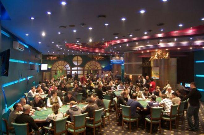 Розклад турнірів в покер клубі «Імперіал» в серпні 0001