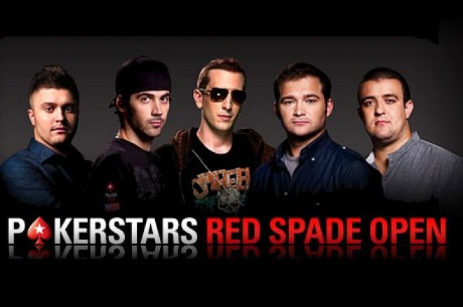 Red Spade Open - Derrota os Pros neste torneio único 0001