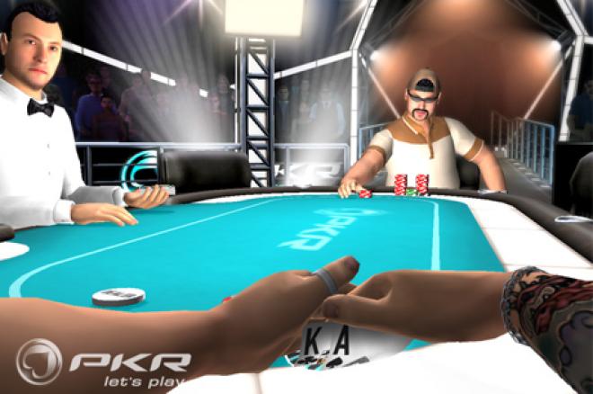 PKR Poker - відчуй переваги 3D покеру 0001