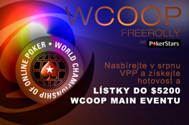 Startuje $22,500 série PokerNews WCOOP Freerollů 0001